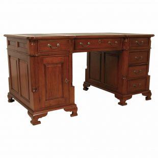 Mahogany Partners Desk