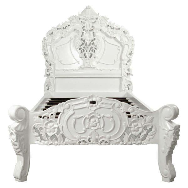 Rococo bed single